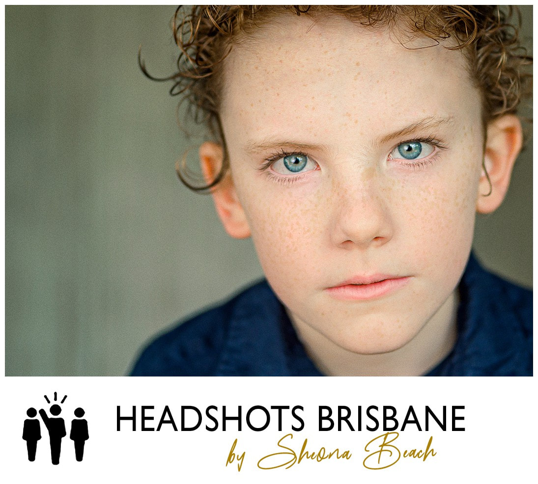 Child actor photographer in Brisbane