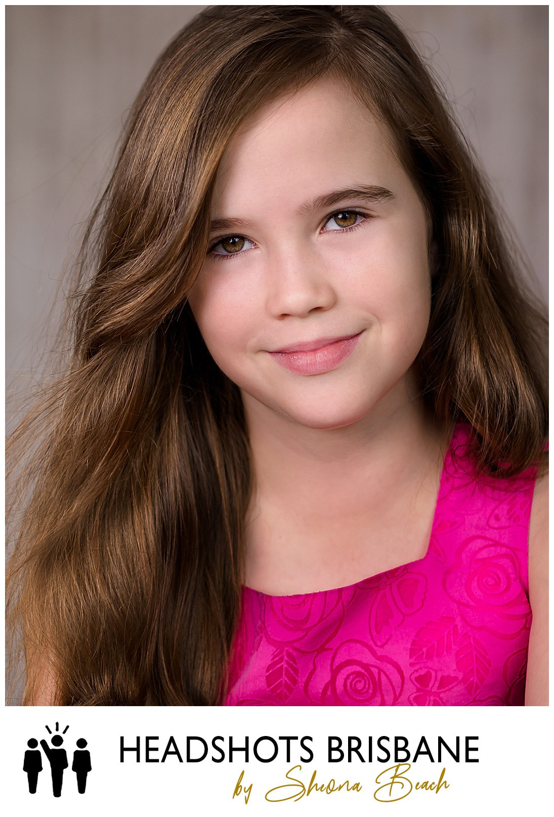 Photographer for child actor headshots Brisbane