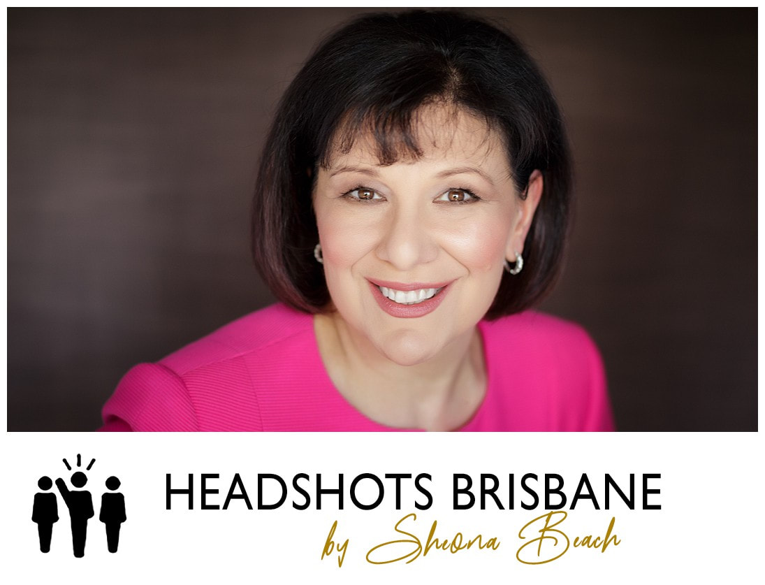 Professional Business headshot in Brisbane photographed by Sheona Beach