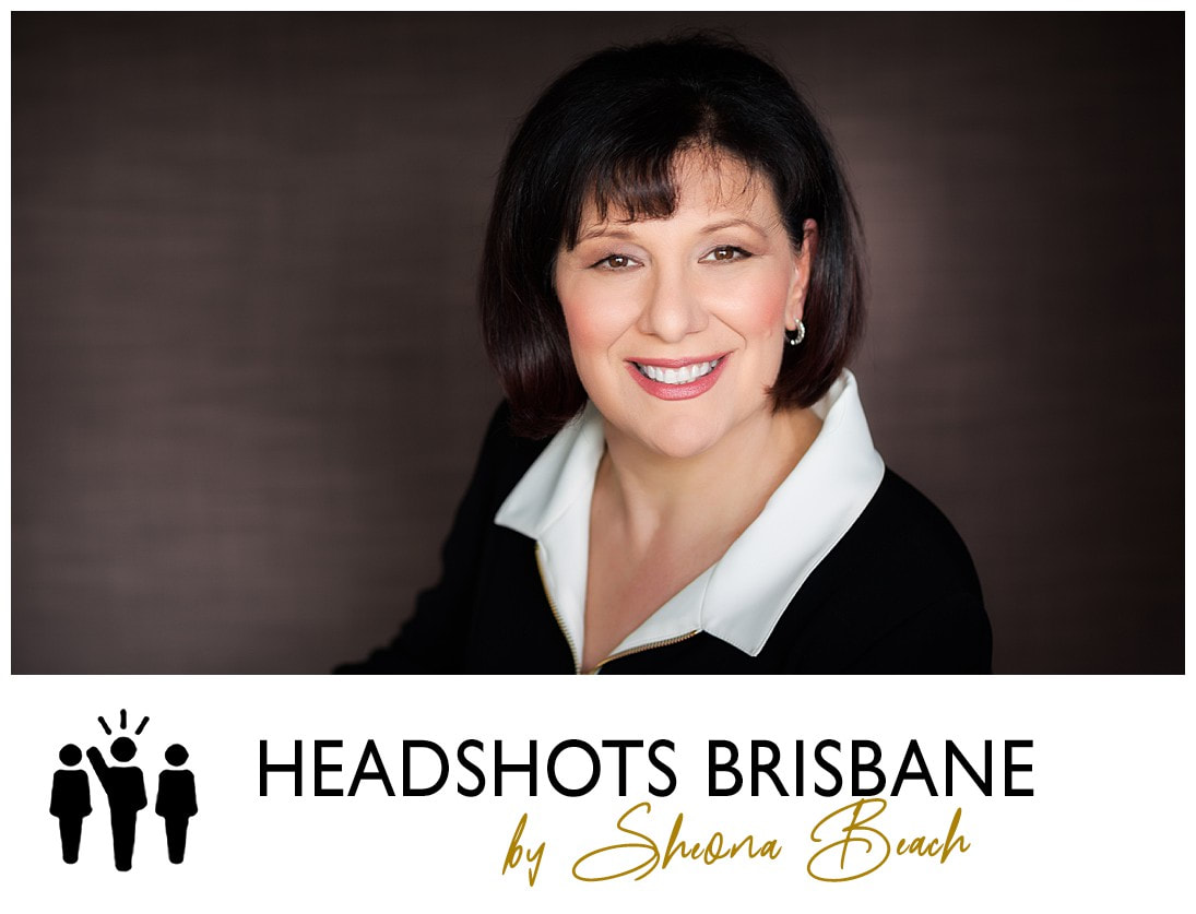 Professional headshot in Brisbane photographed by Sheona Beach